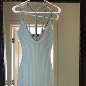 Strappy Missguided Dress